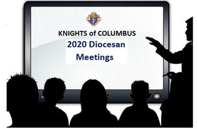 2020 diocesan meeting screen