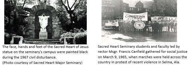 Racial striff seminary article