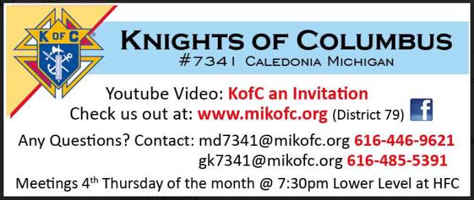 kofc business card